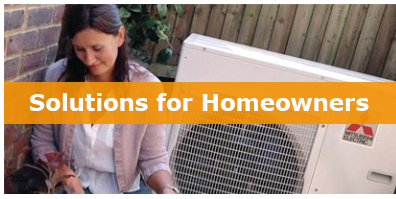 Heat Pump Solutions for Homeowners