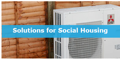 Heat Pump Solutions for Social Housing
