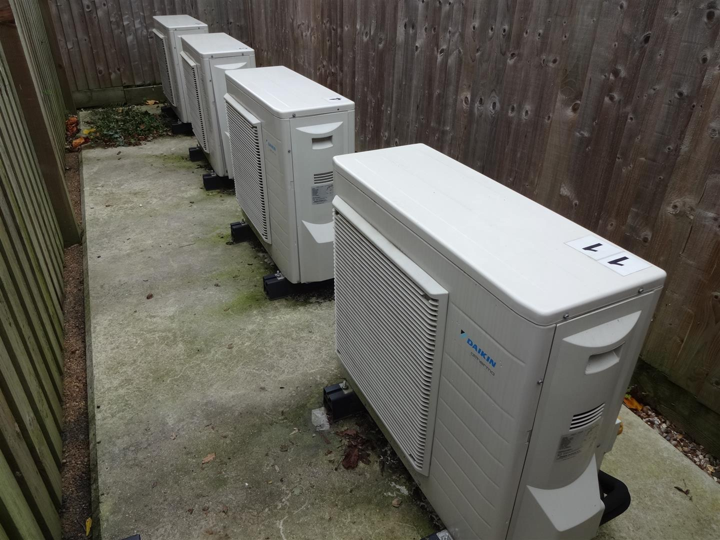 For Example We Service 14 Air Source Heat Pumps Annually