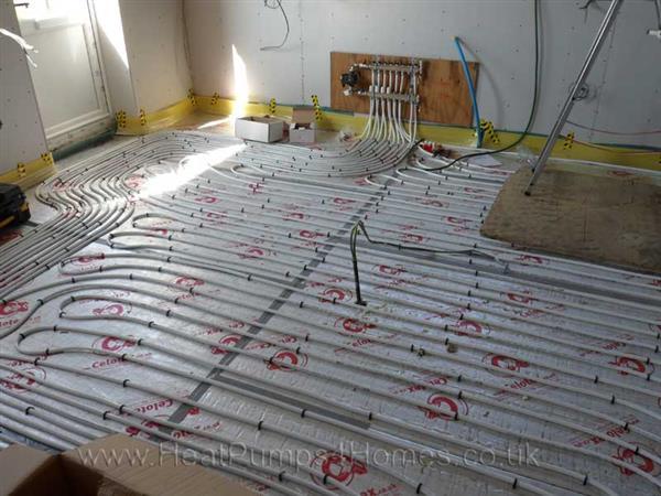 Underfloor Heating Design Service